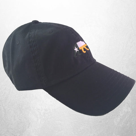 The Lone Star Waco Hat - Black - Bailes Brothers Clothiers  - 4