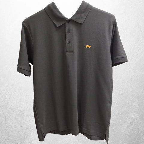 The Waco Polo - Grey - Bailes Brothers Clothiers  - 3