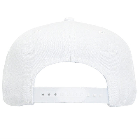 The Waco Texas Flag Snapback Hat - White - Bailes Brothers Clothiers  - 3