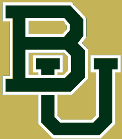 The Baylor Gold Interlocking BU Trucker Hat - Bailes Brothers Clothiers  - 6