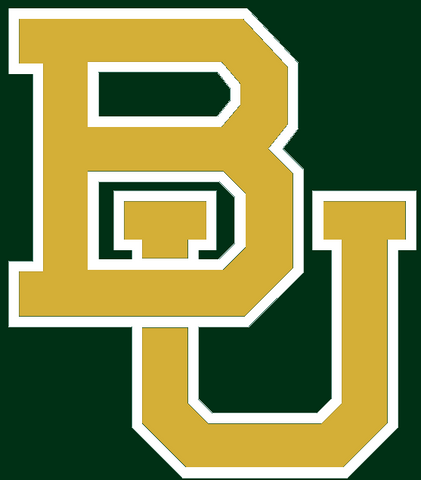 The Baylor Green Interlocking BU Hat - Bailes Brothers Clothiers  - 7