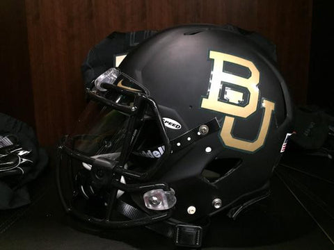 The Baylor Black Interlocking BU Hat - Bailes Brothers Clothiers  - 4