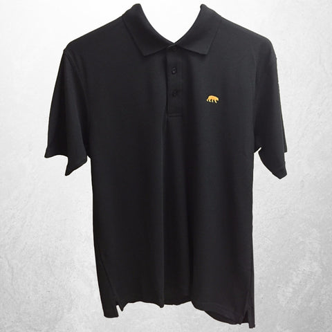 The Waco Polo - Black - Bailes Brothers Clothiers  - 3