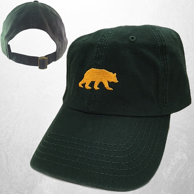 The Waco Hat - Green - Bailes Brothers Clothiers  - 1
