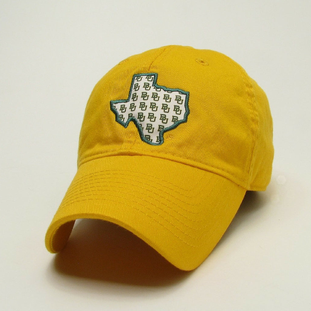 The Baylor University State Pride Hat - Gold - Bailes Brothers Clothiers  - 1