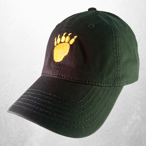 The Waco Bear Claw Hat - Green - Bailes Brothers Clothiers  - 2