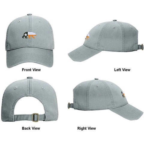 The Lone Star Waco Hat - Gunmetal Grey - Bailes Brothers Clothiers  - 5