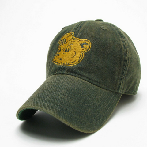 The Baylor Sailor Bear Vintage Hat - Bailes Brothers Clothiers  - 1