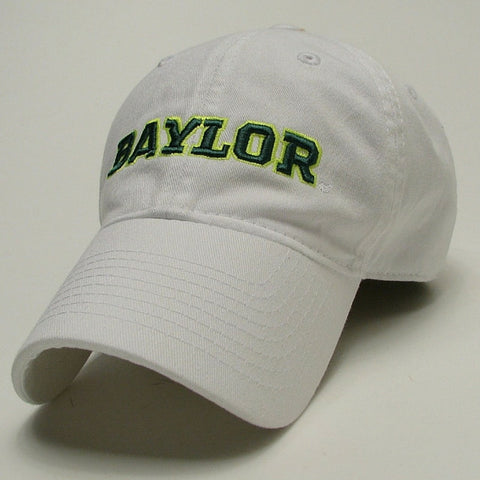 The Baylor Basketball Wordmark Hat