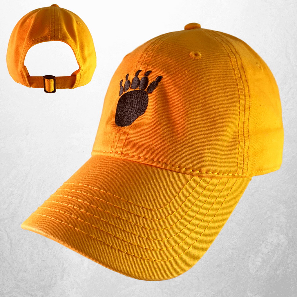 The Waco Bear Claw Hat - Gold - Bailes Brothers Clothiers  - 1
