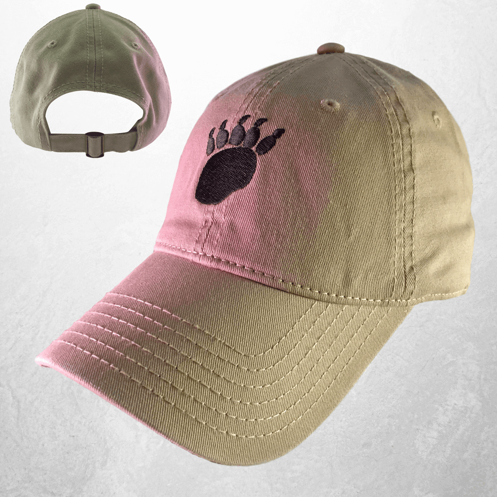 The Waco Bear Claw Hat - Khaki - Bailes Brothers Clothiers  - 1