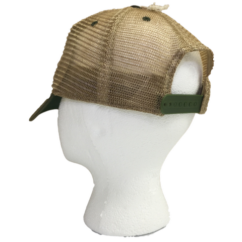 The Baylor Sailor Bear Vintage Trucker Hat - Bailes Brothers Clothiers  - 2