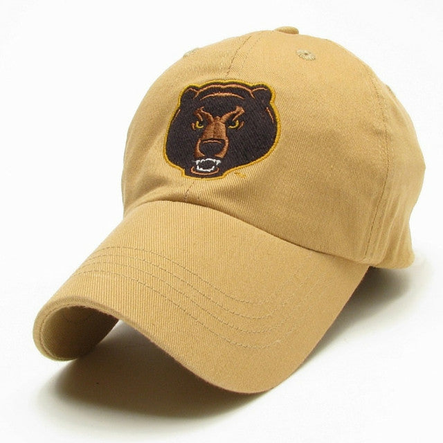 The New Baylor Bear Slouch Hat - Old Gold - Bailes Brothers Clothiers  - 1