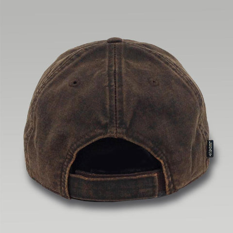 The Baylor Waxed Cotton Hat - Bailes Brothers Clothiers  - 4