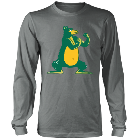 The Boxing Bear Tee - Bailes Brothers Clothiers  - 7