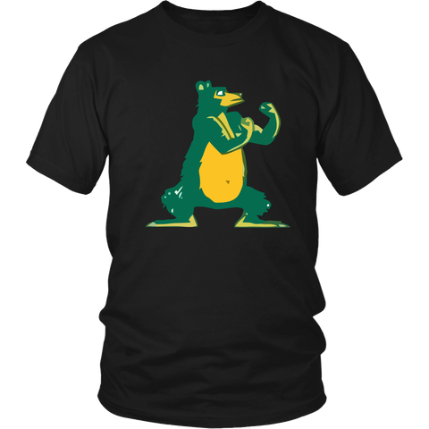 The Boxing Bear Tee - Bailes Brothers Clothiers  - 3