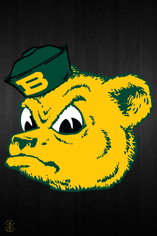 gallery for baylor iphone wallpaper