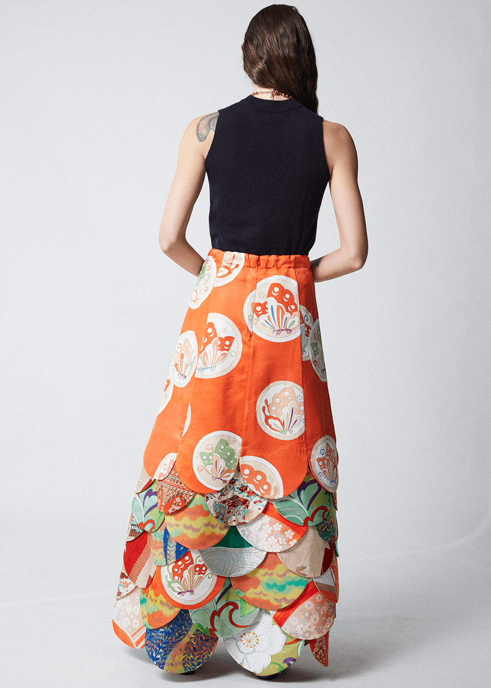 One-of-a-kind Mermaid Skirt Exclusive