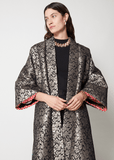 One-of-a-kind Classic Coat Reversible