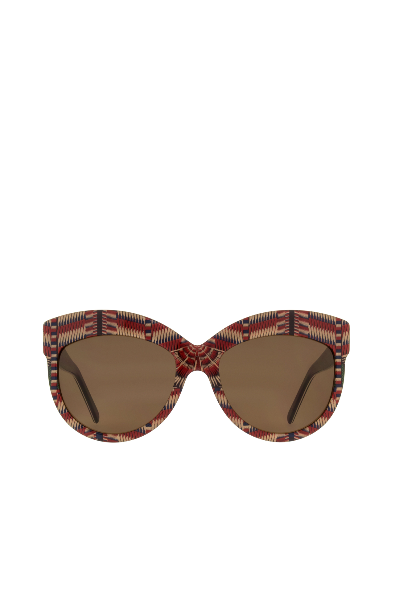 Sunglasses Bahia - Cancan Red