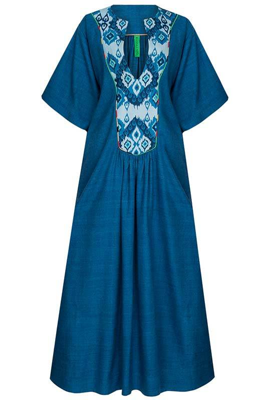 Loukoumi Kaftan Dress Ella Rips