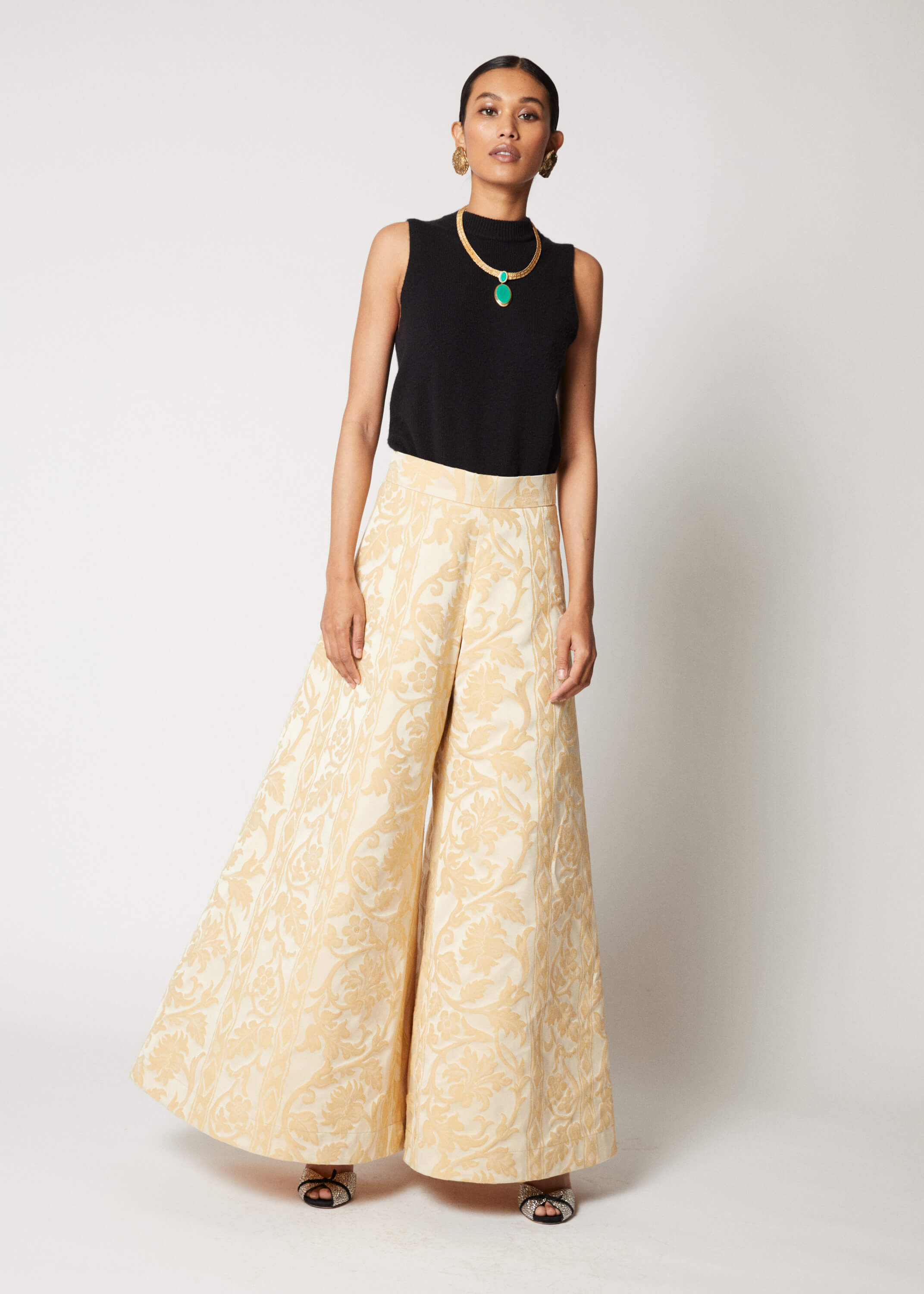 One-of-a-kind Pants Palazzo