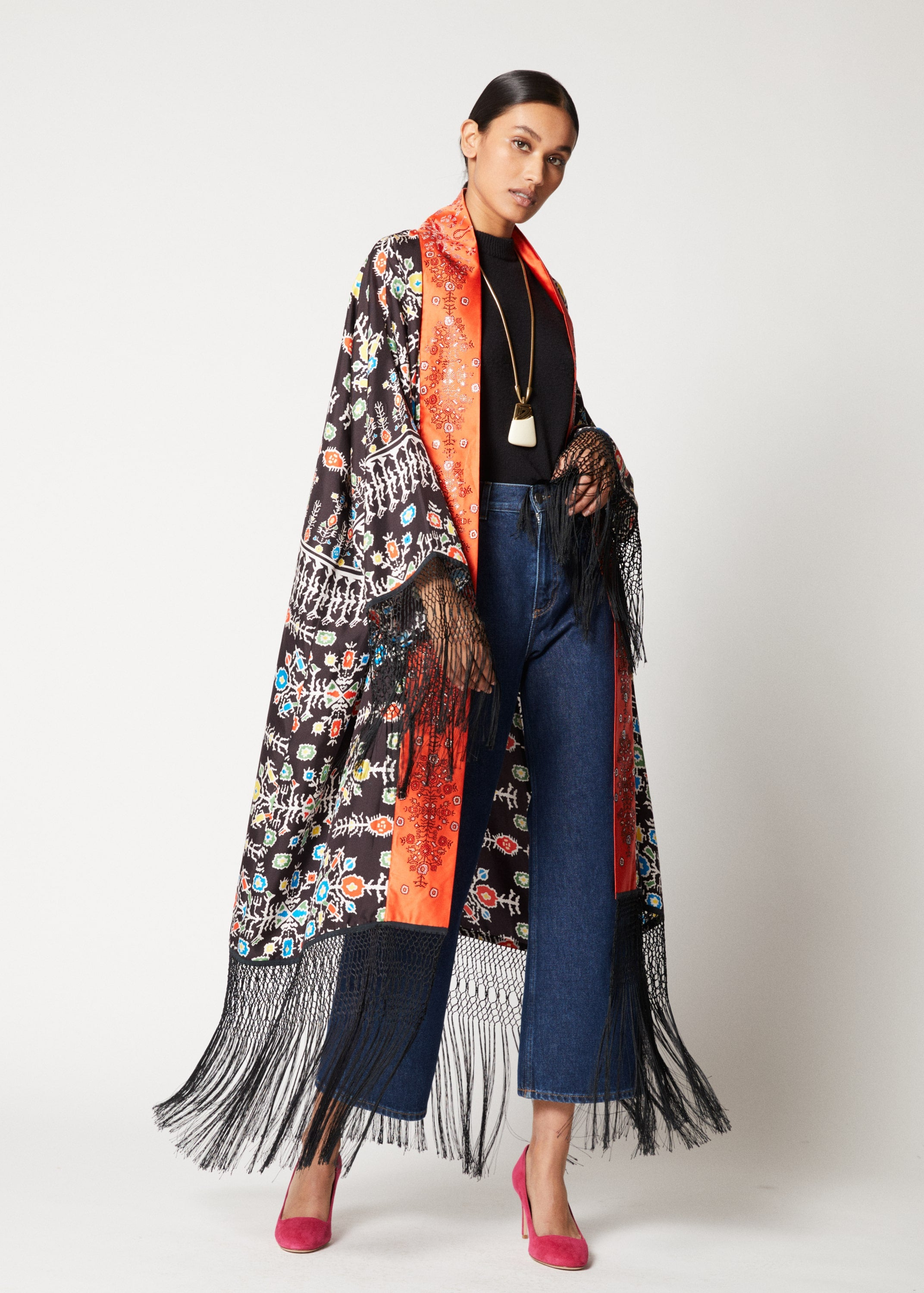 One-of-a-kind Kimono Long Exclusive