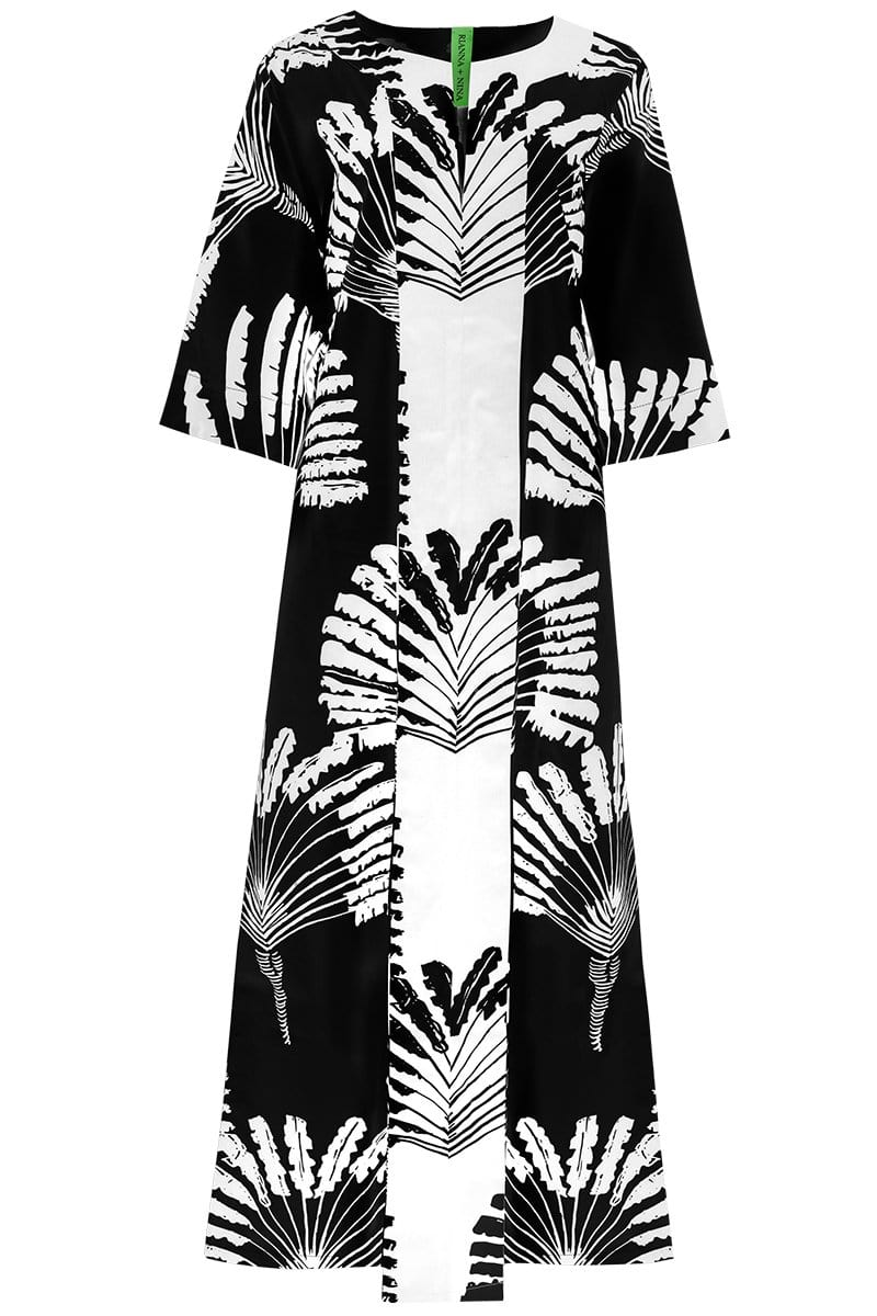 Carnaval Evening Kaftan Dress Patricia