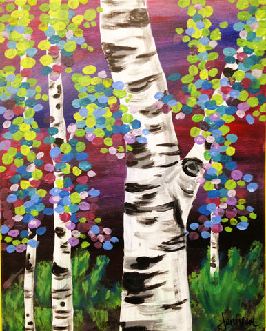 Huckleberry Birch May 6th