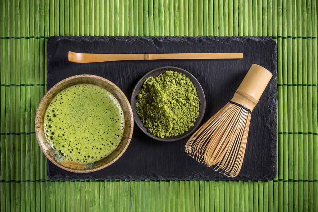 Drink Matcha Every Day For Optimum Health