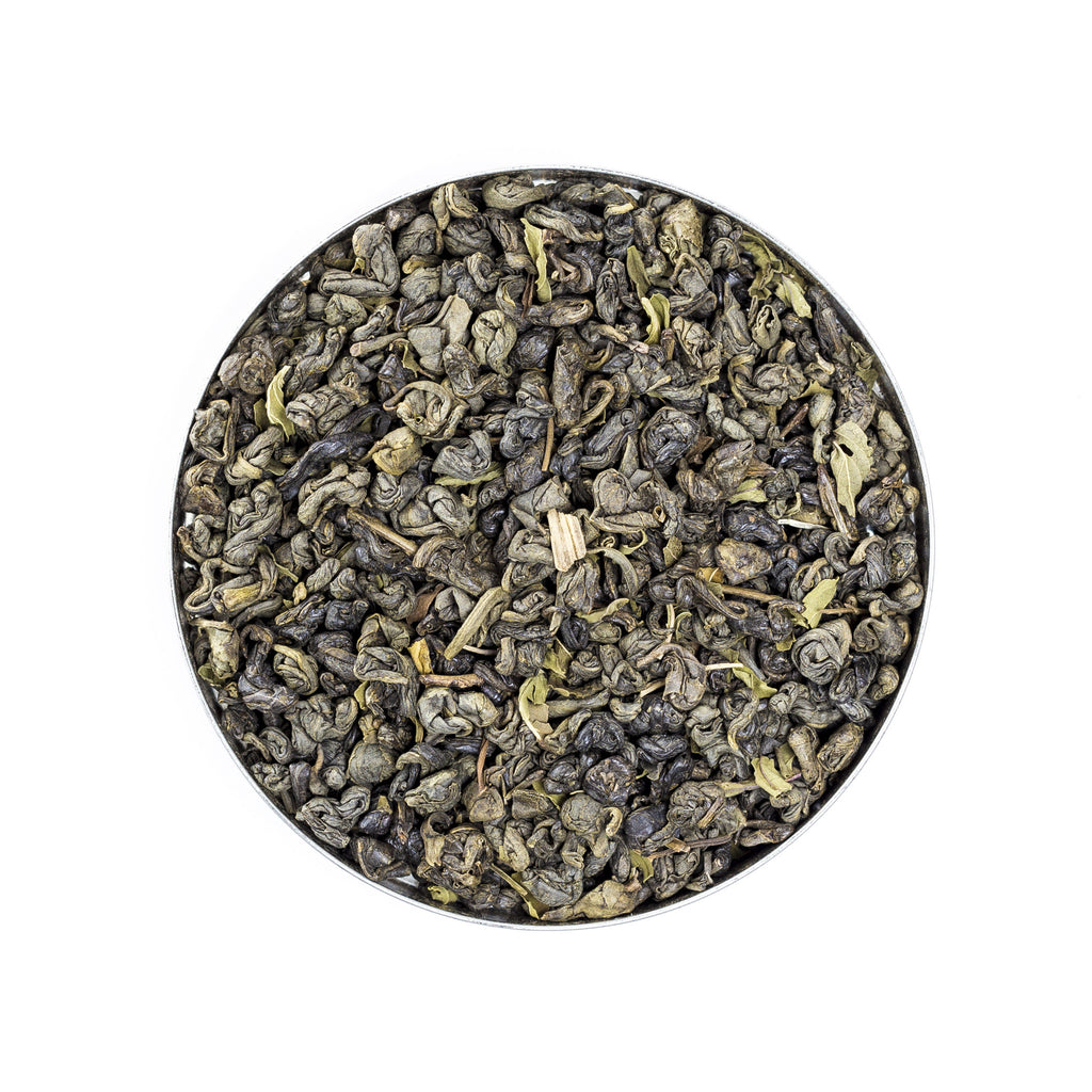 Moroccan Mint Green Tea - Clari•Tea House