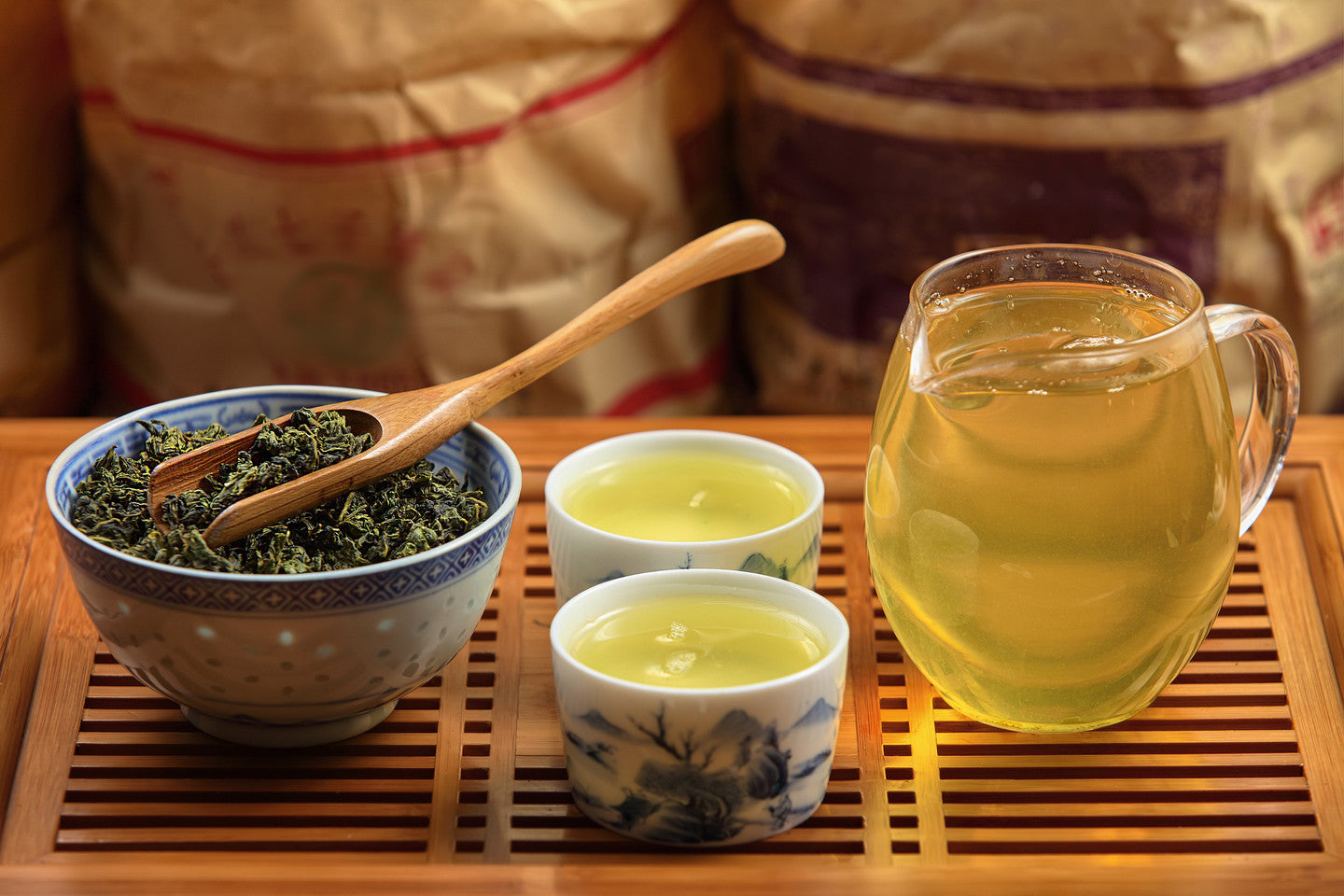 Save 20% On All Green Teas