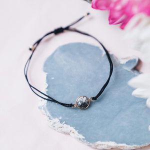 Dendritic Opal Gemstone Bracelet For Originality
