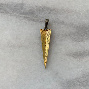 Diamond Spike Pendant