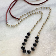 Holliday Moonstone Necklace