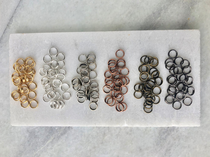 Plated Split Rings
