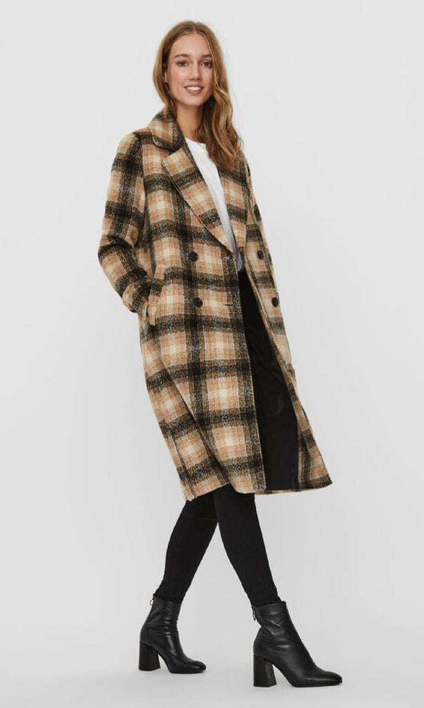 Hailey Plaid Jacket