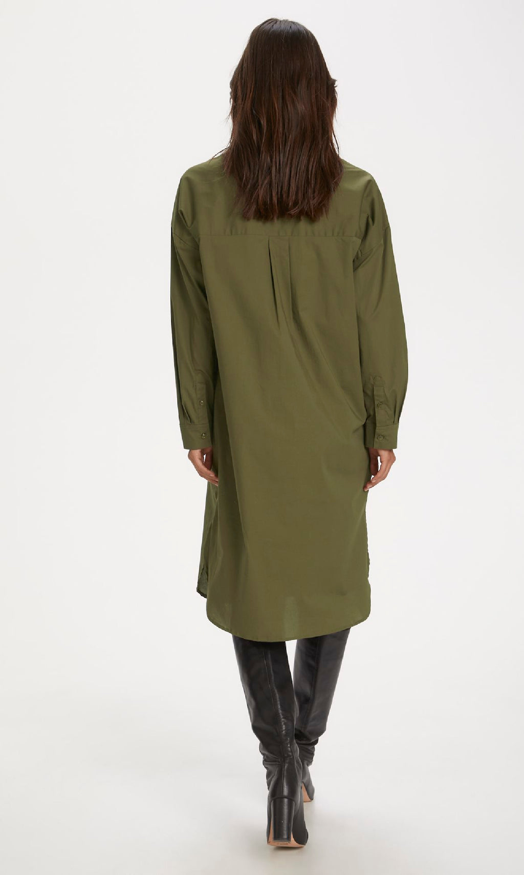Edil Shirt Dress
