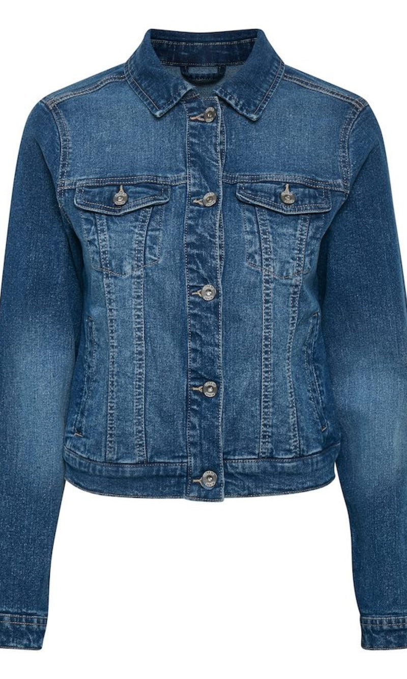 Lisa Denim Jacket