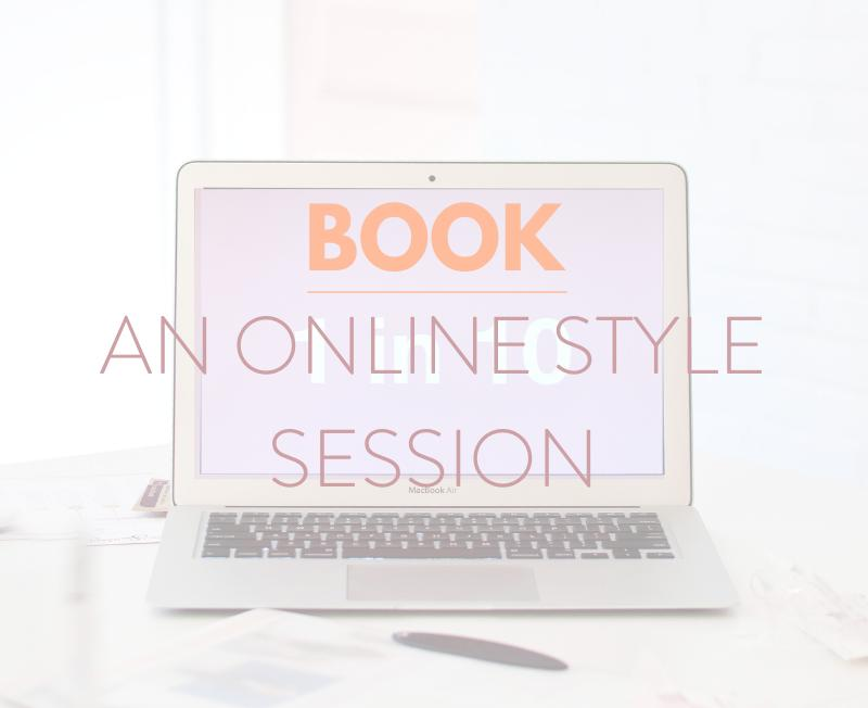 Book A Style Session