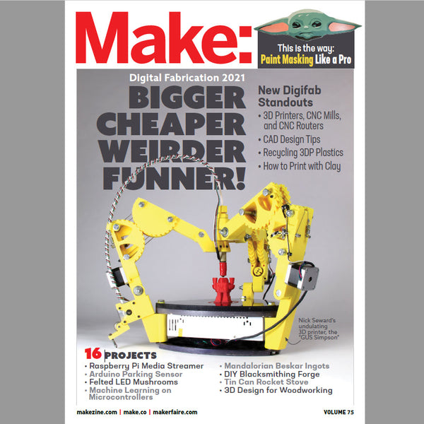 Make Magazine: Reviews Dr.Duino Explorer!