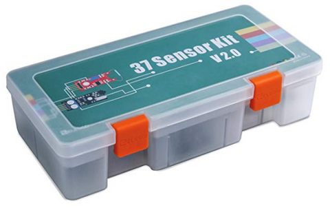 37 in 1 sensor kit plus box
