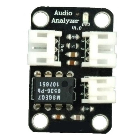 Audio Analyzer Chip