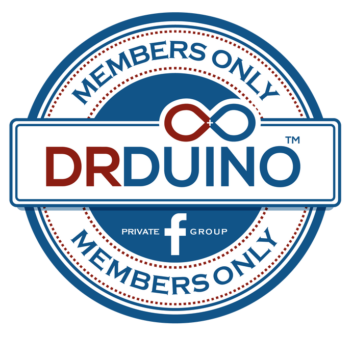 Facebook VIP Group Exclusively for Dr.Duino Customers