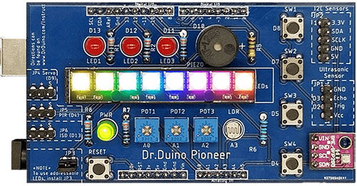 Dr.Duino Pioneer Edition