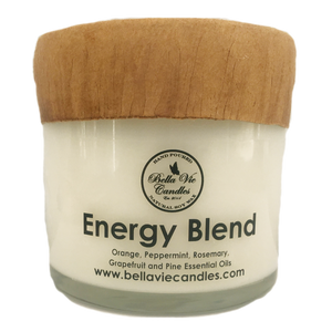 Energy Blend Aromatherapy  Soy Candle