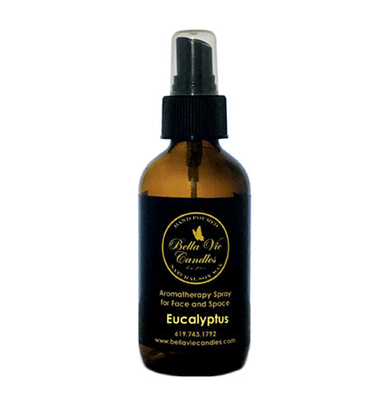 Eucalyptus Aromatherapy Essential Oil Spray