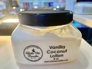 Coconut Vanilla  Shea Lotion