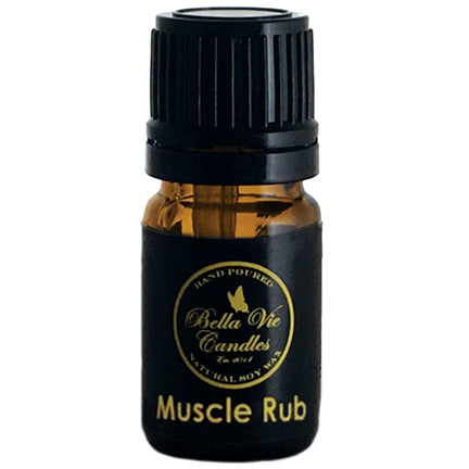 Muscle Rub Essential Oil Blend