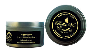 Harmony Original Scented Soy Candle